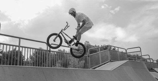 Een BMX fiets is niet zomaar een fiets