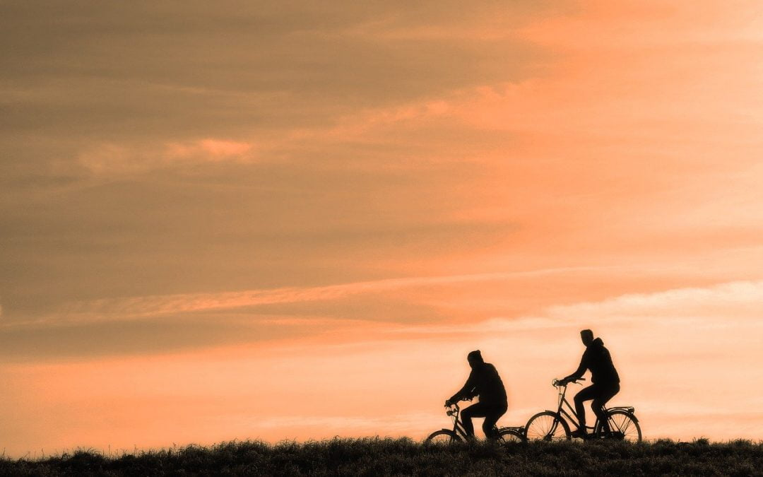 Hoe werkt een e bike leasen via een webshop?